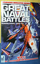 Advanced Simulator Series: Great Naval Battle Vol II: Guadalcanal 1942-43 CD-ROM