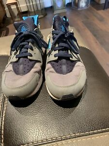 Details about Genuine Men's Nike Huarache Trainers Size 9 See Description