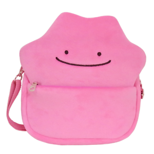 Pokemon Ditto JAPAN Soft Toy Doll Gift Anime Figure Stuffed Collectible Plush