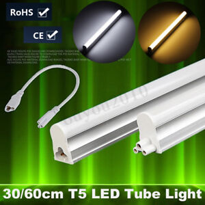30-60cm-T5-2835-LED-Integrated-Fluorescent-Tube-Light-Bar-Lamp-Bubl-AC-85-265V