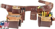 Occidental Leather 5191XL Pro Carpenters 5 Bag with X-Large Belt & 22 Pockets
