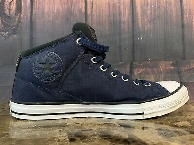 Converse All Star Chuck Tylor Street Cordura Hi Shoes for Men US Size 12
