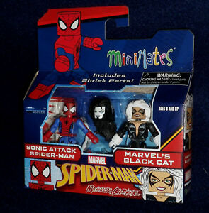 Marvel Minimates Series 76 Maximum Carnage Venom /& Doppelganger
