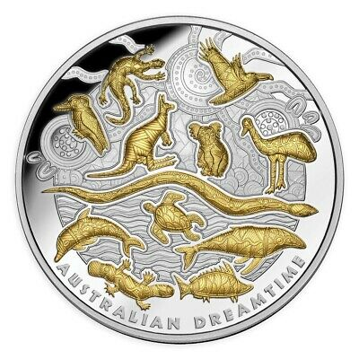 2005 Australian Peacekeepers 5 Coin Coloured Silver Proof Set 10 oz 99.9/% Fine#