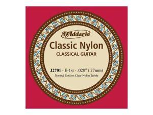 Corda-singola-per-chitarra-classica-MI-E-D-039-Addario-028-Normal-Tension