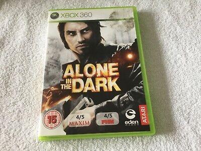Xbox 360 Alone In The Dark Pal Ebay