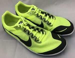 wholesale dealer 29ee7 41c08 Image is loading Nike-Zoom-Rival-D-Track-Distance-Spikes-Shoes-