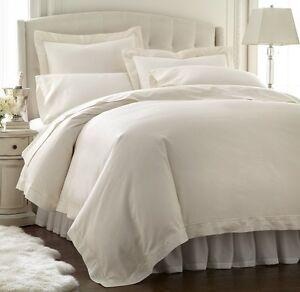 Premium-Tencel-Cotton-Darcy-3pc-Duvet-Cover-Set-Queen-King-CalKing-3-Colors