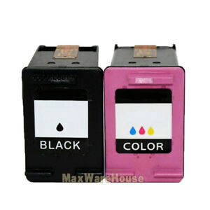 1 SET Remanufactured Ink Cartridges for HP 65XL DeskJet ...
