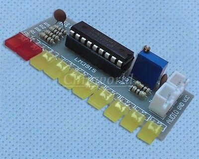 LM3915 Audio Level Indicator DIY Kit Electronic Production Suite DE