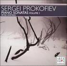 Prokofiev: Piano Sonatas, Volume 1 (CD, Oct-2005, Arte Nova)