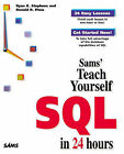 Sams Teach Yourself SQL in 24 Hours by Ryan Stephens, Ronald Plew (Paperback, 1998)