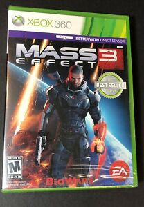 Mass Effect 3 [ XBOX ONE Compatible ] (XBOX 360) NEW