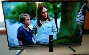 GRUNDIG 43VLE6524 BL LED TV (Flat, 43 Zoll / 108 cm, Full-HD, SMART TV), DVB-C/S