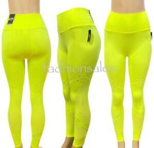 Victorias Secret Sport Seamless High Rise 7/8 Tight Legging Bright Yellow