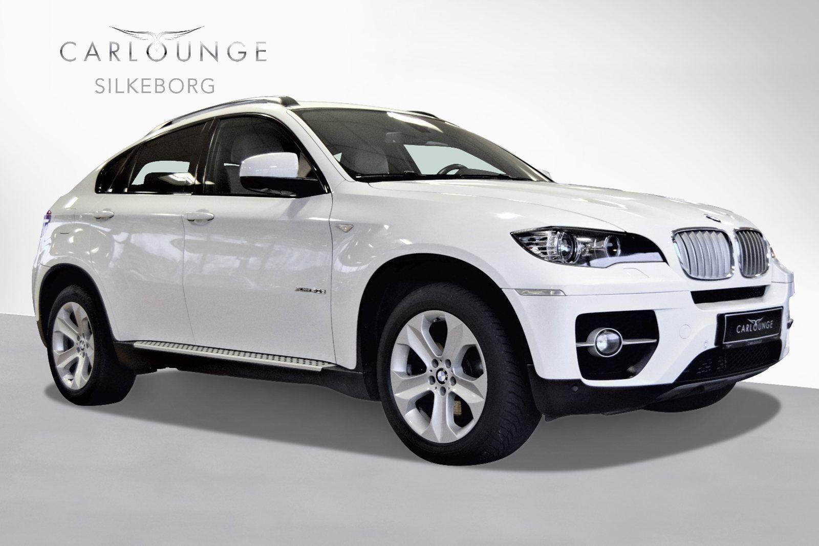 BMW X6 3,0 xDrive40d aut. 5d - 3.995 kr.