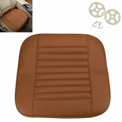 Universal Schonbezüge Sitzauflage Autositzbezüge Breathable Leder Bambus Kohle
