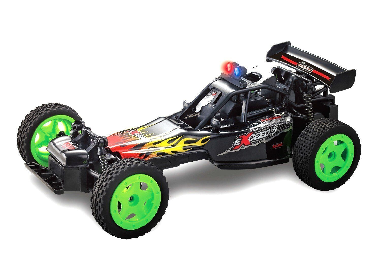 BRAND NEW Ultra Fast Remote Control Race Car, Stunts - EVERYTHING INCLUDED