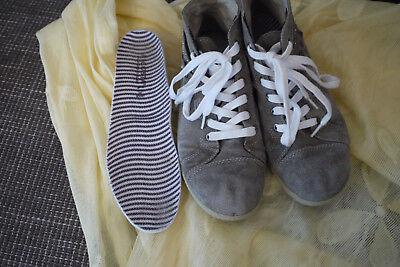Ricosta Mädchen Halbschue Stiefel Sneaker Gr.36 von ricostatex