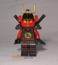 Lego Nya Samurai from set 70750 Ninja DB X Ninjago Minifigure BRAND NEW njo132
