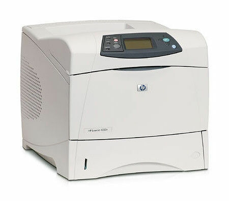 HP LaserJet 4250n Workgroup Laser Printer 30 DAY WARRANTY