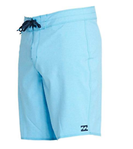 e6d69cbb2f80 NEW BILLABONG swim suit trunks board shorts All Day blue PLATINUM X ...