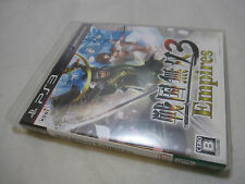 Airmail 7-14 Days to USA. Used PS3 Sengoku Musou 3 Empires. Japanese Version.