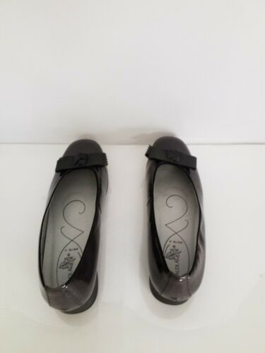 7 Gr Waldläufer Ballerinas Damen Sandale Halbschuhe Grau 41 Comfort xUH0wq