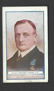 GALLAHER-THE-GREAT-WAR-VC-HEROES-5TH-107-EDWARD-UNWIN