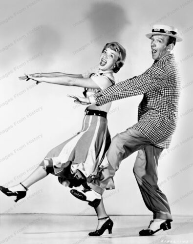 8x10 Print Fred Astaire Jane Powell Royal Wedding #1a443
