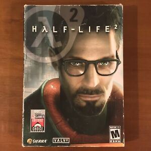 Details about Half-Life 2 (PC) Sierra Valve Editor's Choice - TESTED  WORKS!!!