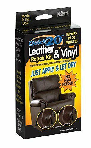 ReStor-It Quick 20 Leather /& Vinyl Repair Kit 18081