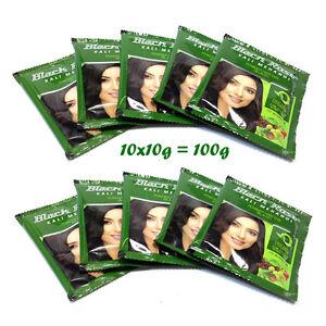 46876c454 Black Rose Kali Mehndi Black Henna Hair Dye Powder Mehandi (10 x 10 ...