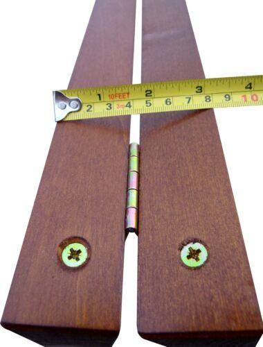 HEAVY CHALK BOARD BLACKBOARD wooden A-BOARD PAVEMENT Weatherproof