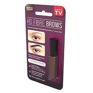 HD Fibre Brows Eye Brow Powder Beauty Makeup Liner Instant Definition Waterproof