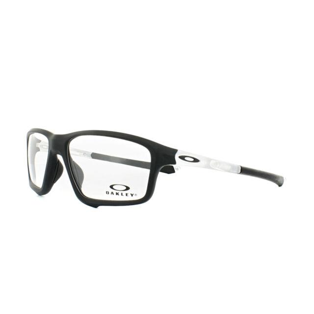 7b70f335776bc Eyeglasses Oakley Crosslink Zero 8076-03 56 Matte Black for sale ...