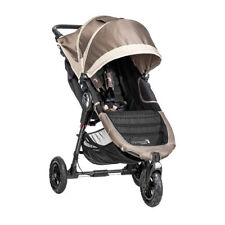 Baby Jogger City Mini GT Sand Stone Pushchairs Single Seat Stroller