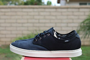 db5ee9b4bd604a VANS OTW LUDLOW SZ 8.5 TIGER CLASH BLACK ANTIQUE OFF THE WALL VN ...