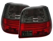 DEPO Rückleuchten Set Rot Schwarz für VW Golf 4 10/97- Heckleuchten TUNING R32