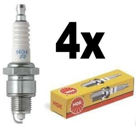 4 bougies ZFR5P-G NGK VW POLO 1.2 54 CH 9N/_