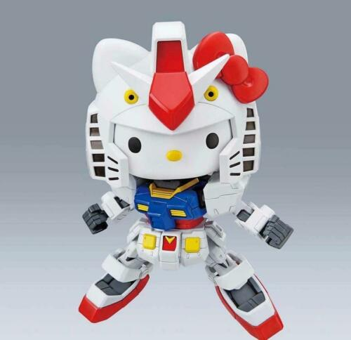 BANDAI SD Gundam EX Standard Collaboration Hello Kitty RX-78-2 Gundam F//S