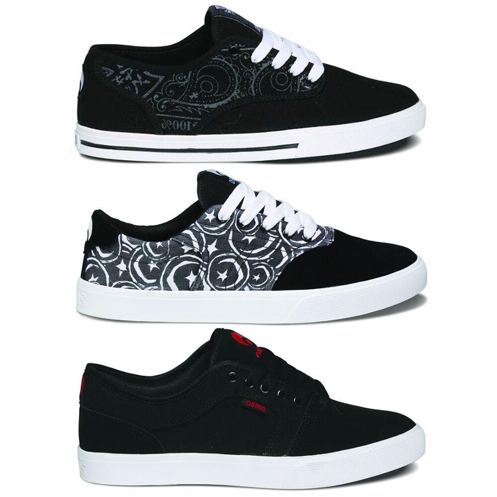 Scarpe casual da uomo  OSIRIS Scarpe UOMO Skate NEW uomos VULC Originali 3 MODELLI Nuove SHOES Sneakers
