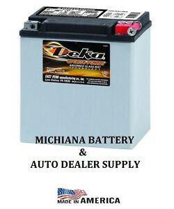 Bmw  Motorcycle Sealed Battery
