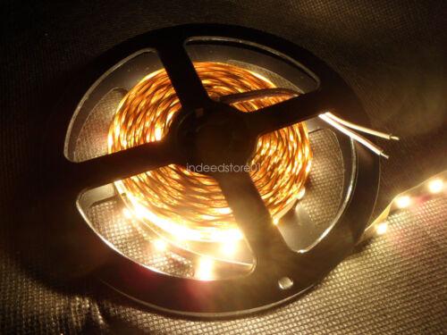 Leiste Lichterkette Band Schlauch Streifen WarmWeiß 5M 5630 LED Strip CRI 90