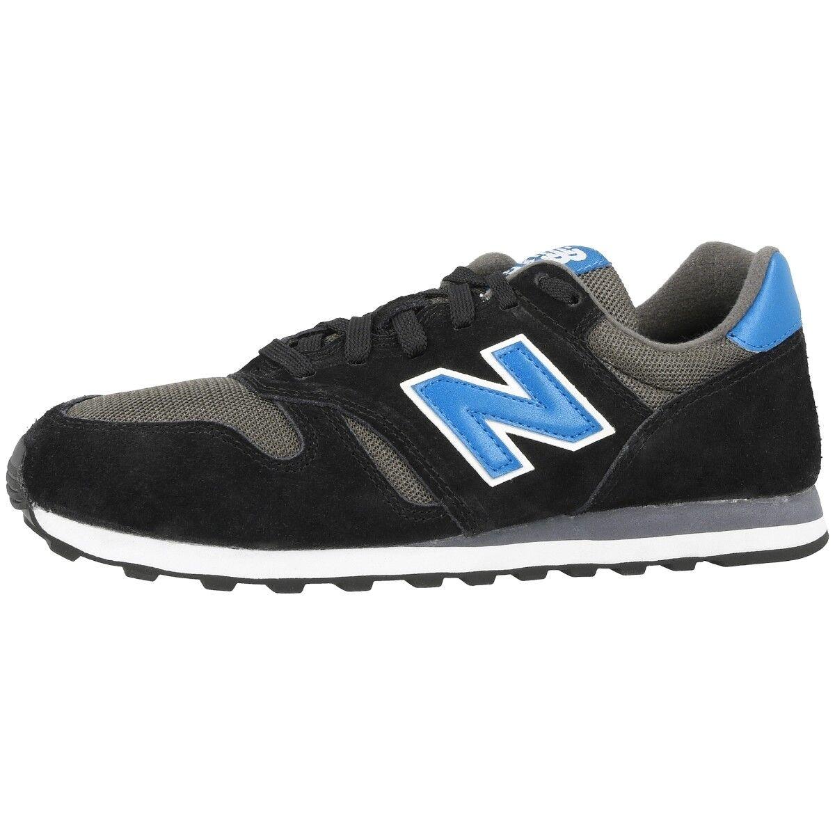 New casual Balance ml 373 SKB zapatos zapatillas casual New sneakers Negro Azul ml373skb f77bb2