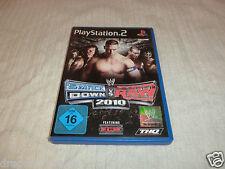 WWE SmackDown vs. RAW 2010 (Sony PlayStation 2)