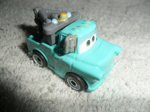 Brand New Mater Hook in blau Disney Pixar Cars Mini Racers