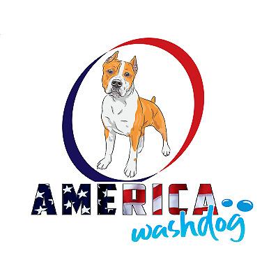 America Wash Dog