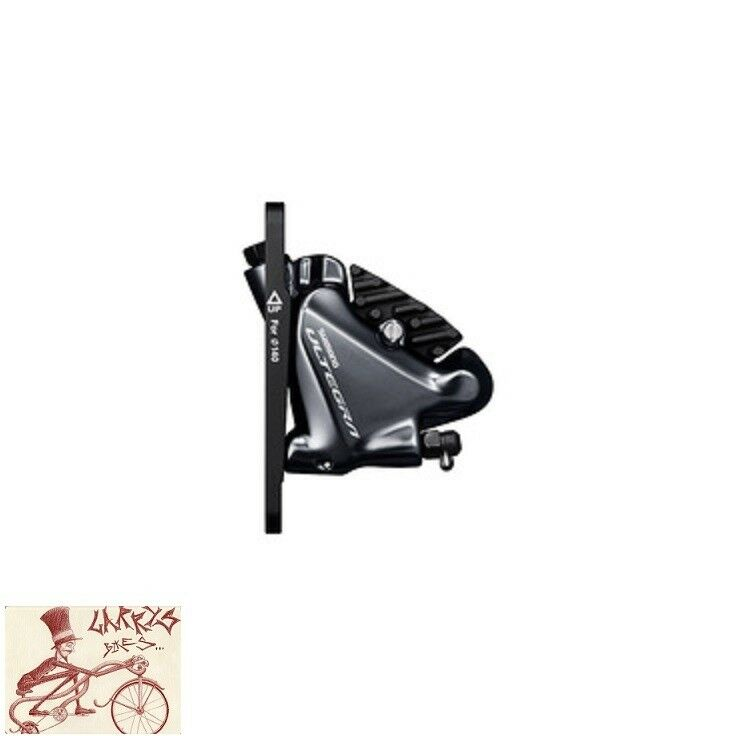 SHIMANO ULTEGRA BR-R8070 HYDRAULIC FRONT DISC BRAKE-L02A RESIN PAD