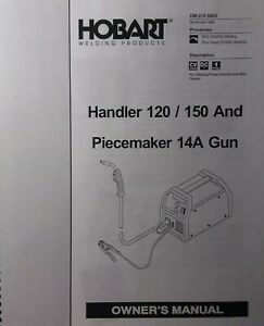120 Hobart Welder Wiring Diagram | Wiring Diagrams on